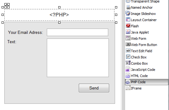 How to create a PHP contact form